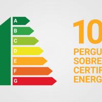 10 perguntas sobre o certificado energético