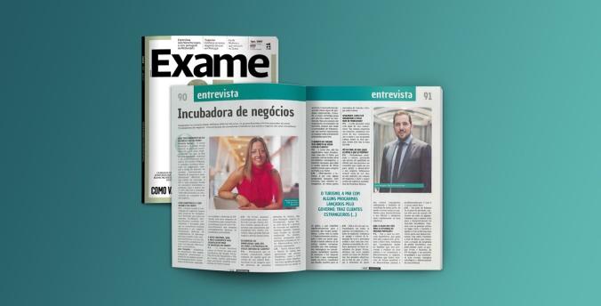 Revista Exame - Agosto 2017 - KW Business - KW Pr1me